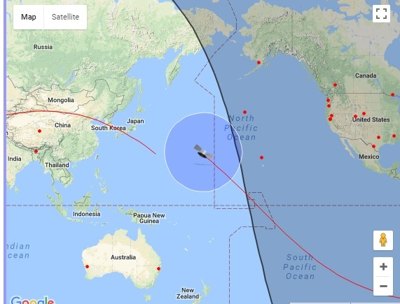 China's defunct, yacht-sized Tiangong-1 space lab is expected to fall out of orbit and crash to Eart