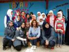 New school offers Syrian girls education