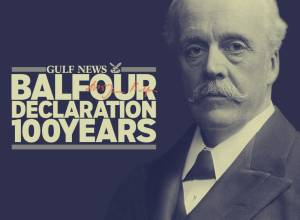 The Balfour declaration: 100 Years on