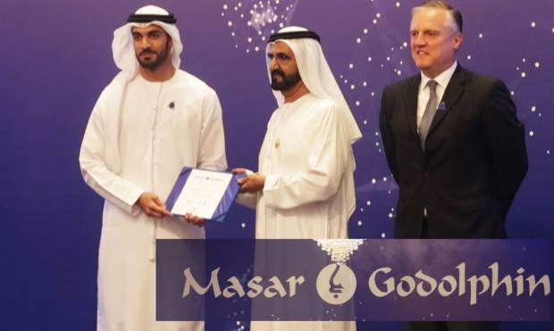 Watch: Masar Godolphin salute Class of 2017