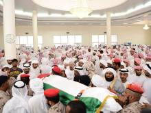 Emirati martyr laid to rest in Fujairah
