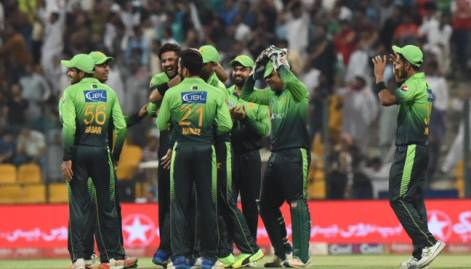 Pakistan beat Sri Lanka in 2nd T20