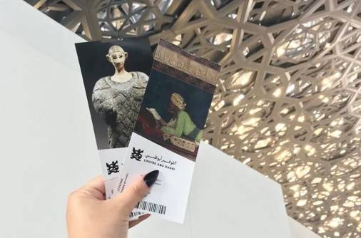 1,000 extra tickets for Louvre Abu Dhabi