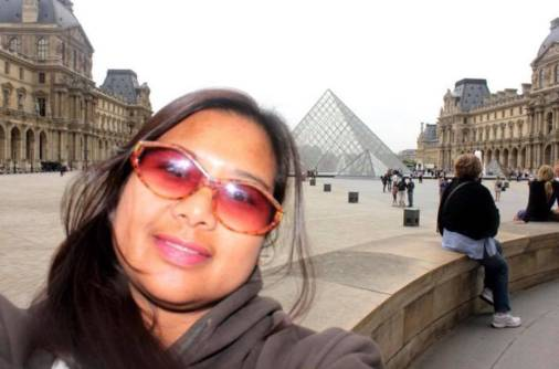 The Louvre experience is unforgettable