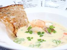 Recipe: Seafood chowder