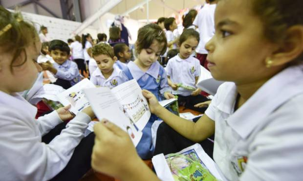 The 11-day Sharjah book fair opens