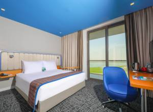 Explore: Yas Island's party hotel now cooler