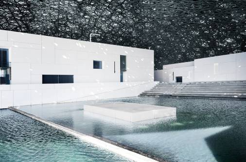 Spend a day at the Louvre Abu Dhabi