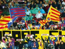 Barcelona regale in the times of unrest