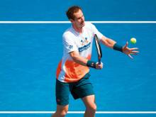 Murray to test fitness in fund-raiser
