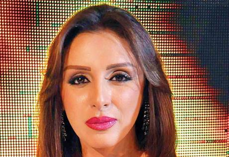 Egyptian songstress Angham coming to Dubai