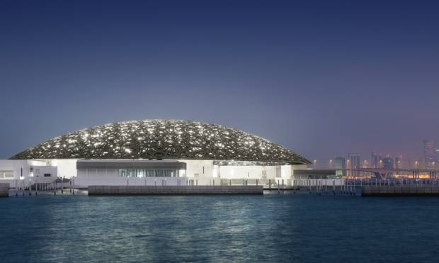 Video: Louvre Abu Dhabi opens its doors