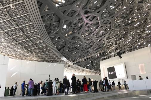 First look: A peek into Louvre Abu Dhabi