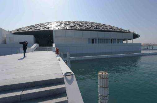 Pictures: A first look at Louvre Abu Dhabi