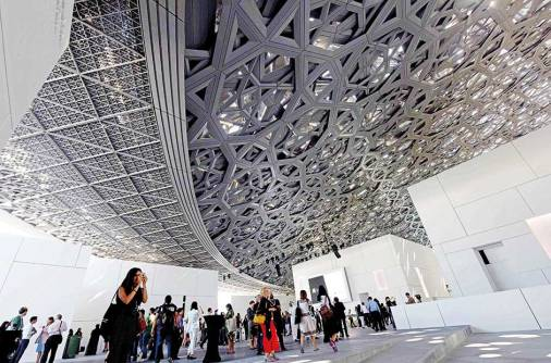 Louvre Abu Dhabi opens: What people say