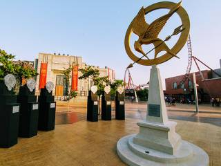 Play the Hunger Games at Dubai Parks