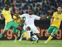 Knives to throats as South Africa seek miracle