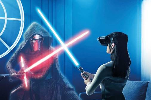 Lenovo feels the force with 'Star Wars' gaming