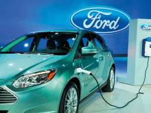 Ford heads off into an electric future