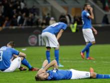 Italy to miss first World Cup in 60 years