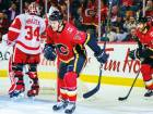 Rookie Jankowski sets it up for Calgary