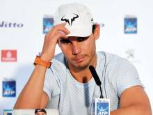 My season is finished, Nadal says after exit