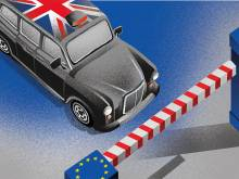 Britain has a cost to pay for Brexit