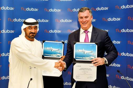 Flydubai signs $27b deal for 225 Boeings