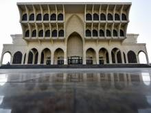 Demystifying Sharjah's iconic mosque