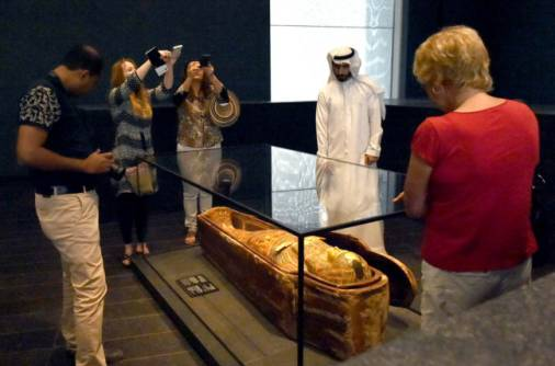 Louvre Abu Dhabi: The First Great Powers