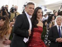 George Clooney makes TV return with 'Catch-22'