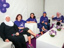 24-hour Relay for Life concludes in Sharjah