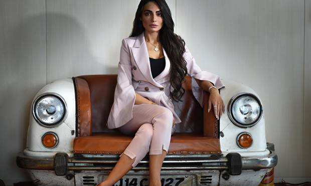 Rafeea Al Hajsi on being a successful Emirati model