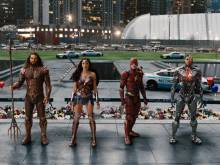 'Justice League' tops box office, fails to wow