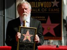 Nick Nolte honoured with Hollywood star