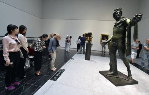 Louvre Abu Dhabi: A World in Perspective
