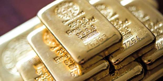 Gold advances, US Fed minutes in focus