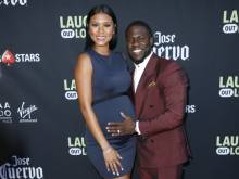 Kevin Hart announces birth of baby Kenzo Kash