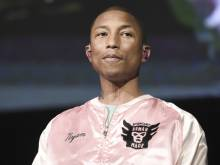 Pharrell sounds warning about climate change