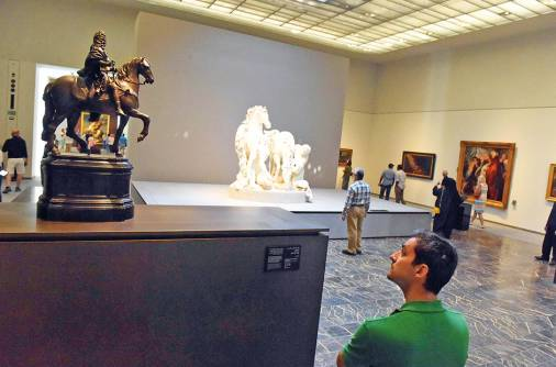 Louvre Abu Dhabi: The Magnificence of the Court