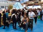 Visitors at the recent Cityscape Global in Dubai. UAE's property market, especially the one in Dubai, can expect developers to launch off-plan sales even before they start construction.