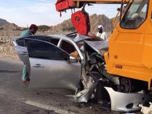 Two killed in road accident in RAK