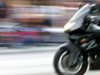 Motorcyclist caught speeding at 278km/h