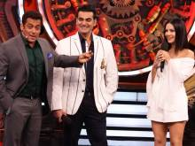 A day with Salman Khan on the 'Bigg Boss' sets