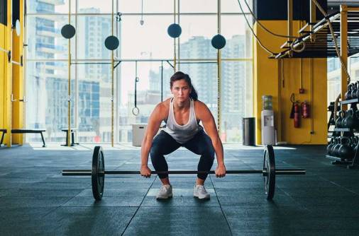 Meet Tia Toomey, the 'fittest woman on earth'