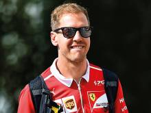 A good day all round, says Vettel