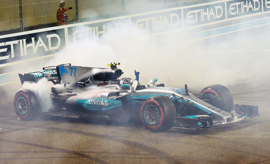 F1: Hamilton heads up Mercedes 1-2 in final Abu Dhabi practice