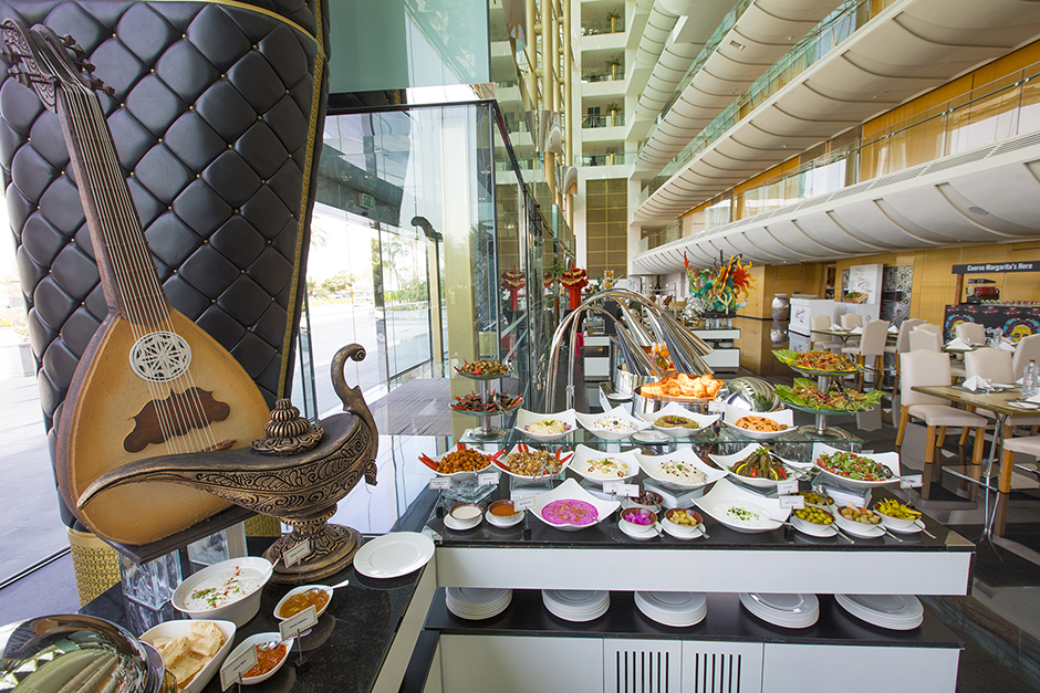 Farriers restaurant at The Meydan Hotel will host a UAE National Day Brunch on December 2.
