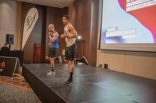 Les is more with BodyAttack