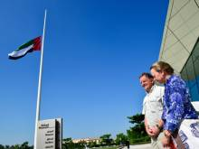 Citizens and expats pay tribute to UAE martyrs
